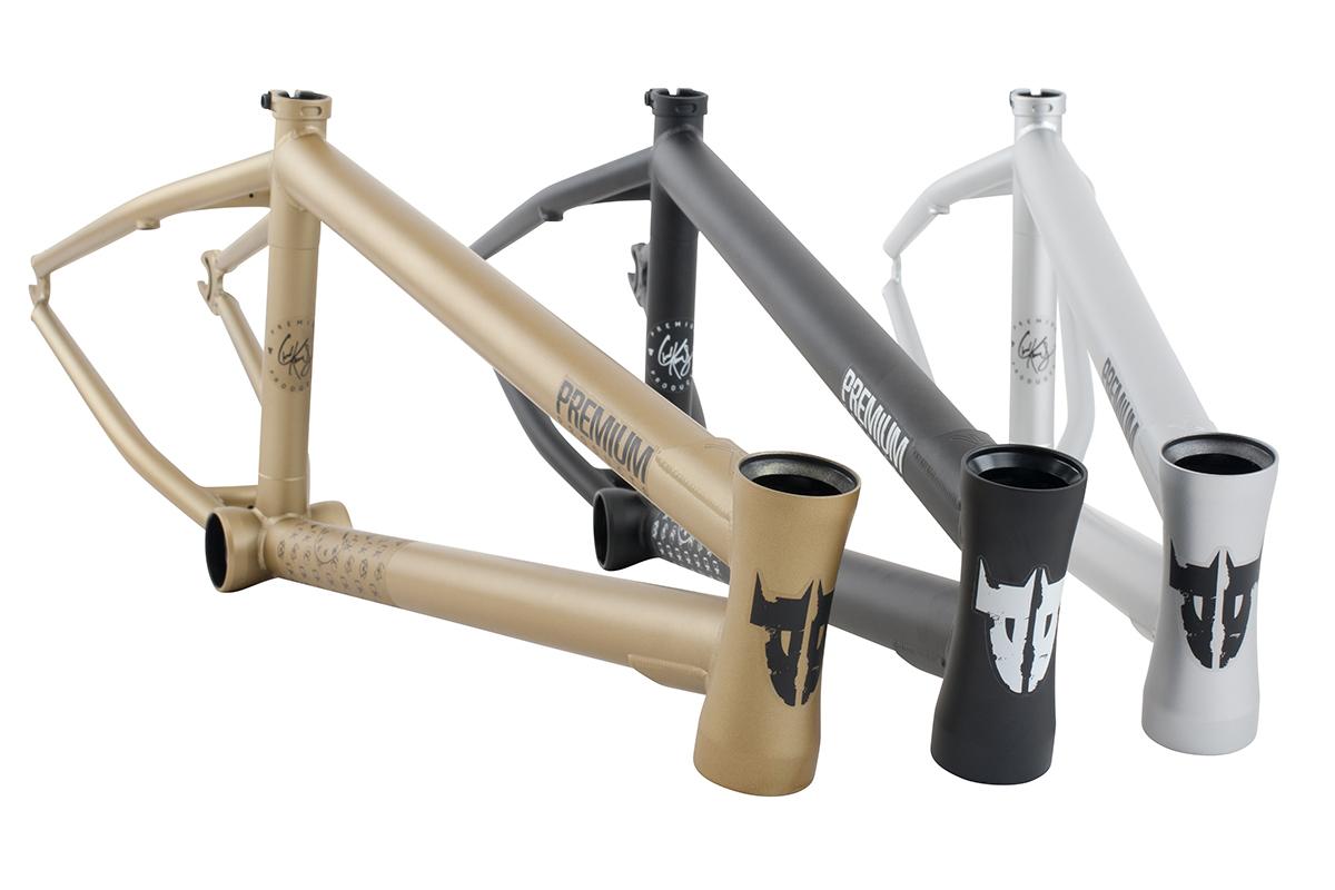 Premium BMX - Frames